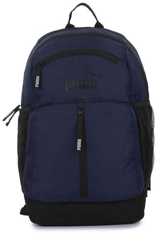 d92886088a04 Buy Puma Men s Maze Navy Blue Backpack Online at Low Prices in India ...