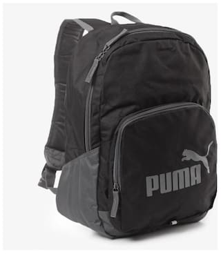 7f480d1a8a1e Buy PUMA PLECAK PHASE BACKPACK BLACK Online at Low Prices in India ...