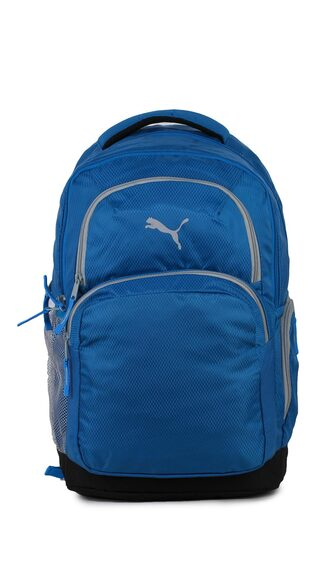 Puma Unisex Blue Utility Backpack