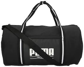 Puma Women Polyester Duffles & Gym Bags Black