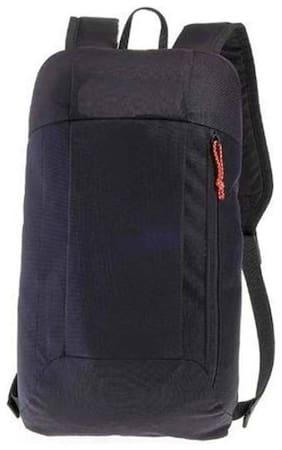 Raez 10L-BLACK Waterproof Laptop Backpack