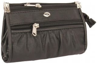 RAPIDCOSTORE_Black Clutch for Women and Girl_RC-0003