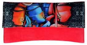 Ratash Women Solid Canvas - Clutch Pink