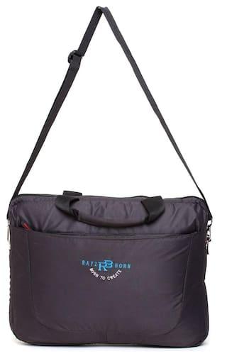 83b816093dfa Buy RAYZBORN Nylon Men Sling Bag - Black Online at Low Prices in ...