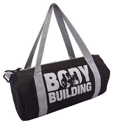 RBB HUB Black Body Building Gym Bag