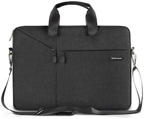 """Red Lemon Hybrid Business 15.6"""" Shock & Waterproof Laptop Bag - (Black, 15.6"""") - Black"""