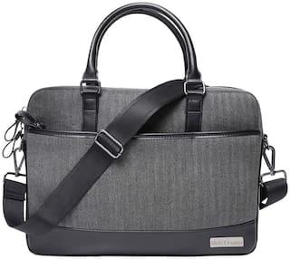 RED LEMON Premium London Waterproof Laptop messenger bag [ Up to 16 inch Laptop]
