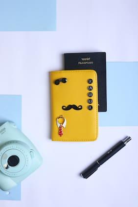 Travel Organizer ( Yellow )