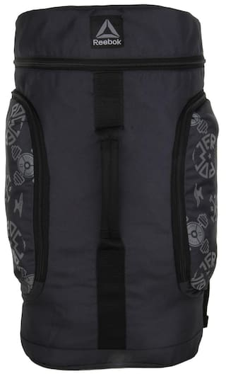 Buy Reebok Multi Grey Backpack Online at Low Prices in India ...