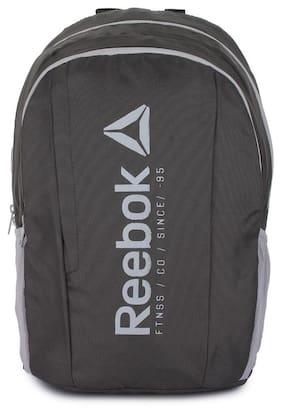 095c2f9385 Reebok Unisex FOUND Grey Backpack