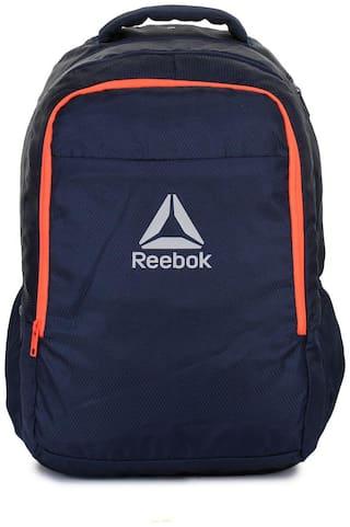 Reebok Unisex Navy Blue FOUND X Backpack