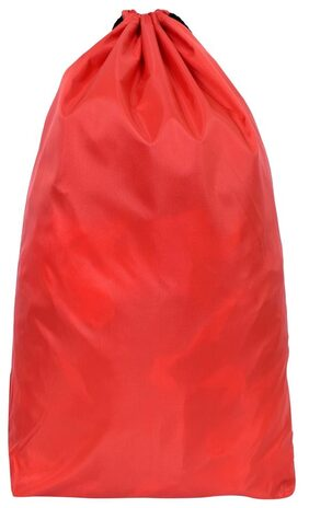 Roadeez 2.5 Litres Plain Orange Drawstring Bag