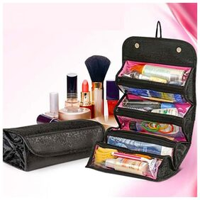 Roll N Go Cosmetic Bag (1Pc) Multi Color