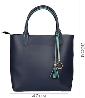 Roseberries Women Shoulder bag Navy Blue