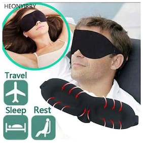ROYALDEAL 100% Brand New, Super Smooth, Soft and Lightweight, Blind Fold and Smooth Sleep Mask