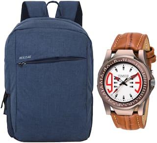 rug-zak Waterproof laptop bagpack Waterproof Laptop backpack [ Up to 18 inch Laptop]
