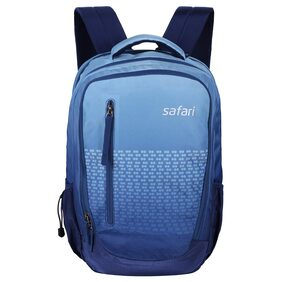 Safari 28 Ltrs Ombre Blue Polyester Laptop Backpack