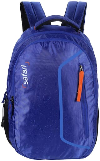 b1d5540a52e6 Buy Safari 30 Ltr Speckless Blue School Backpack Online at Low ...