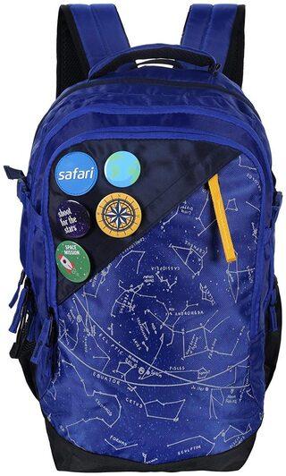 Safari 37 Liters Constellation Blue Backpack