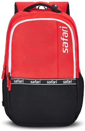 Safari BAND19CBRED Laptop Backpack
