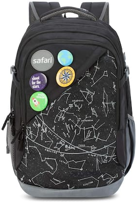 Safari CONSTELLATION19CBBLK Laptop Backpack