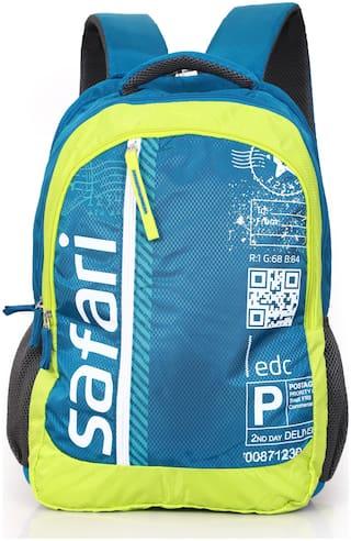 Safari Drum Waterproof Backpack