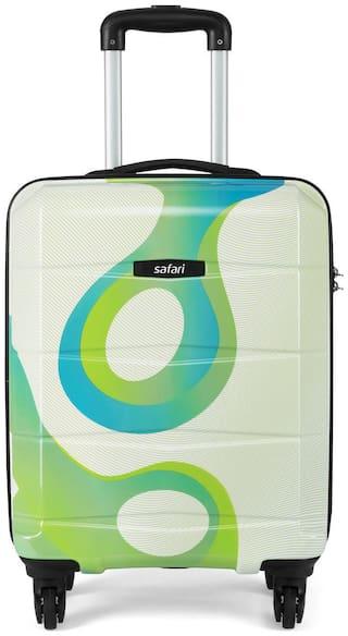 Safari Large Size Hard Luggage Bag ( Multi , 4 Wheels )