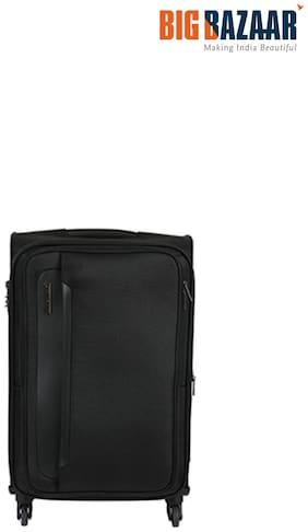 Safari Parker Large Size Soft Luggage Bag ( Black , )