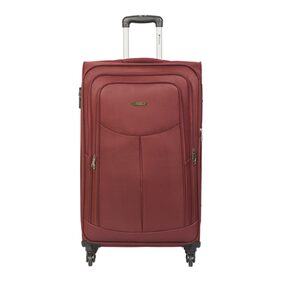 Safari Red Polyester Travel Bag 57 Cm