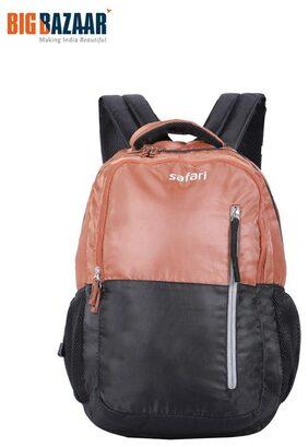 Safari Men Backpack - Black