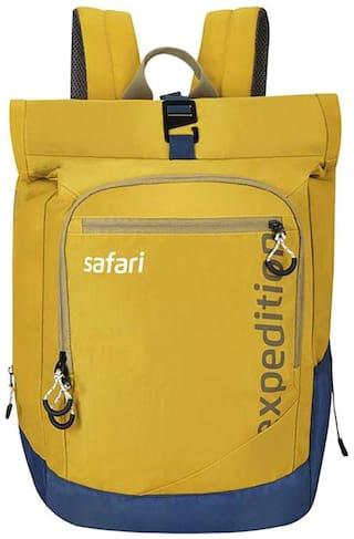 Safari Waterproof Laptop Backpack