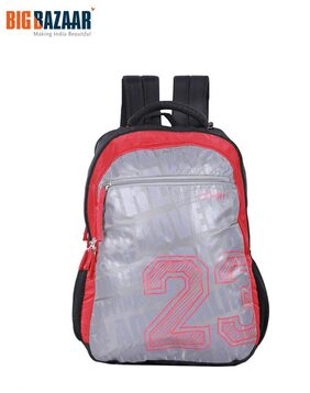 Safari Zumba 2 Backpack (Red)