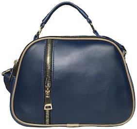 Small Sling Bag ( Blue )