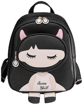 Salebox Pu Leather Mini Bagpack For Girls/Women'S Mini Bagpack/Casual Bagpack