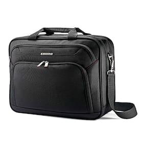 Samsonite Xenon 3.0 Gusset Brief-Checkpoint Friendly Laptop Bag Black One SIze