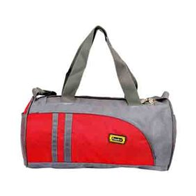 Sapphire Red Duffle Bag