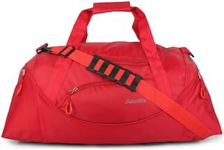 SATELLITE Gym Bag Red