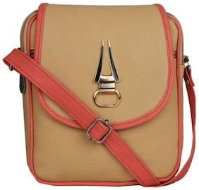 Sling Bag ( Beige )