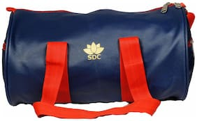 SDC Gym bag for Unisex Blue and Red