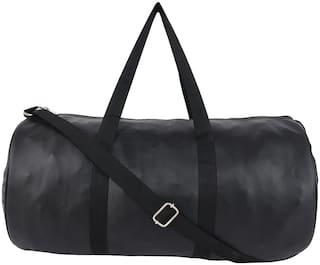 SHIRA 24 Gym Bag Black