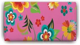 ShopMantra Women Solid Canvas - Clutch Multi