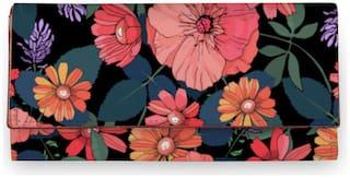 ShopMantra  Flower Prints Artificial Leather Women