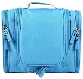 Shopper52 Hanging Fabric Travel Toiletry Bag Organizer and Dopp Kit - TOIBAGB