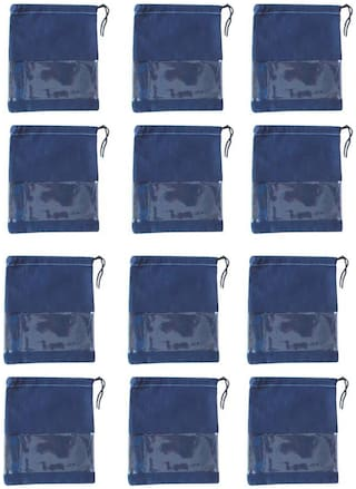 Shree Jee Plastic Travelling Shoe Pouch