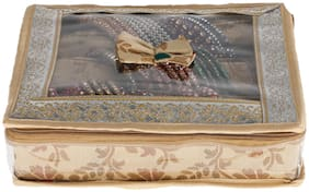Shree Shyam Products Travel Bags & Accessories For Women Gold