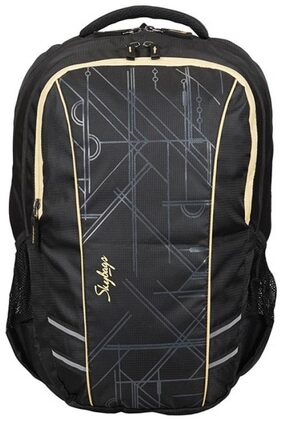 SKYBAGS FOOTLOOSE GIZMO 4 LAPTOP BACKPACK BLACK