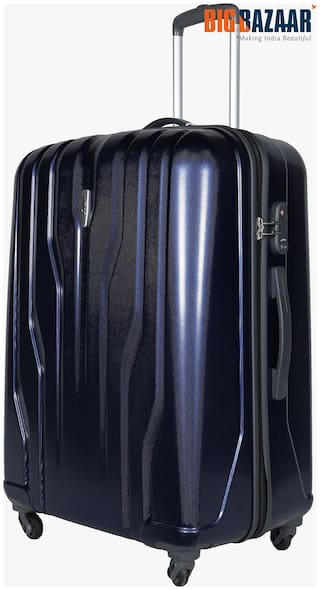 Skybags Marshal 75 cm Hard Trolley (Blue)