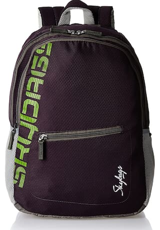 Skybags Neon 01 Waterproof Backpack
