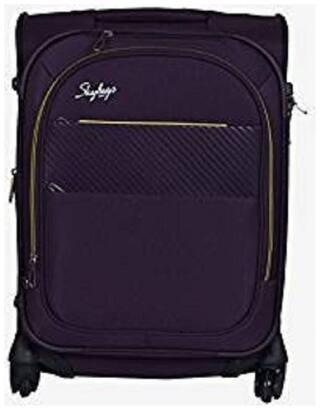 Skybags Polyester Men Rucksack - Purple