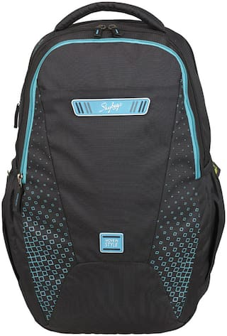 Skybags Waterproof Laptop backpack [ Up to 15 inch Laptop]